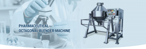 Pharmaceutical Machinery Manufacturer in Vadodara- Octagonal Blender Machine