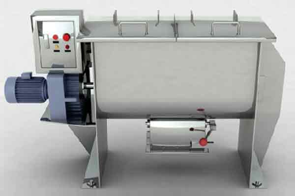 Manufacturers a large range of ribbon blenders and ribbon mixers for all industries.