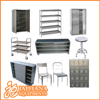 Pharmaceutical Steel Furniture Manufacturer in Vadodara